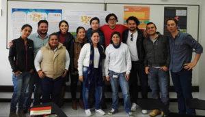 2016 biodiversity course participants. Photo by Juan Ricardo Gómez.