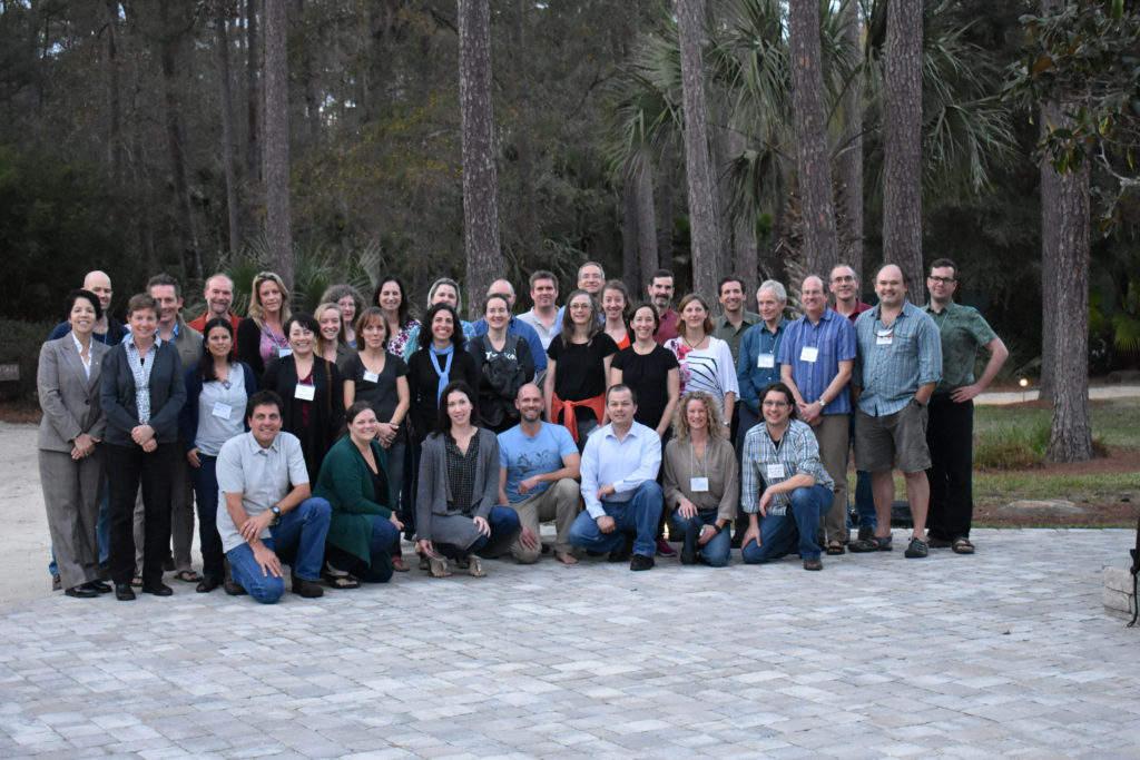 CMP Members' Retreat, January 2017, Florida, U.S.A. Photo: Rich Belfuss, International Crane Foundation