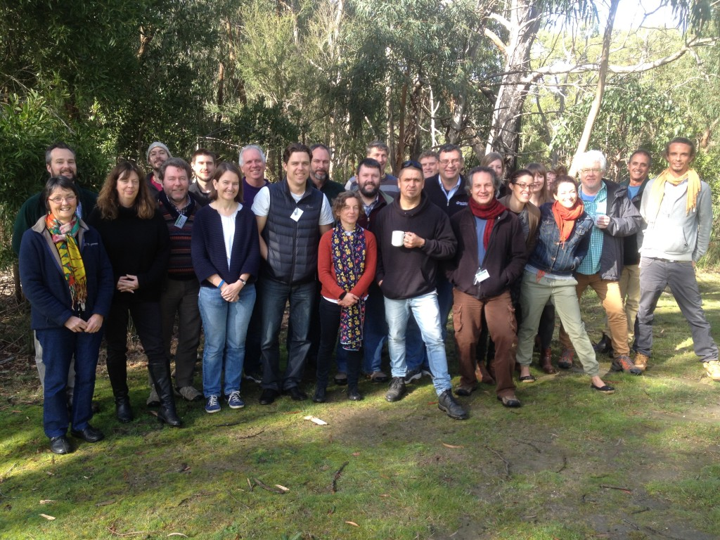 2015 July Yarra Valley Victoria Australia Coach Training