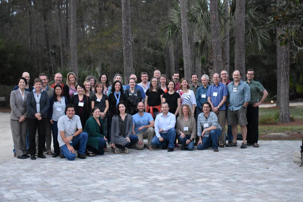 CMP Members' Retreat, January 2017, Florida, U.S.A. Photo: Rich Belfuss, International Crane Foundation